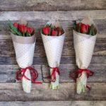9 тюльпанов