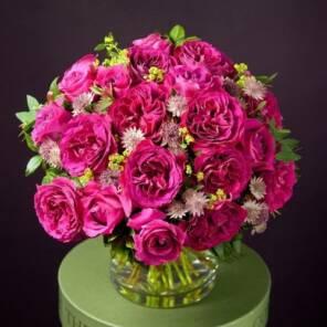 Букет из роз Кейт 23 штуки