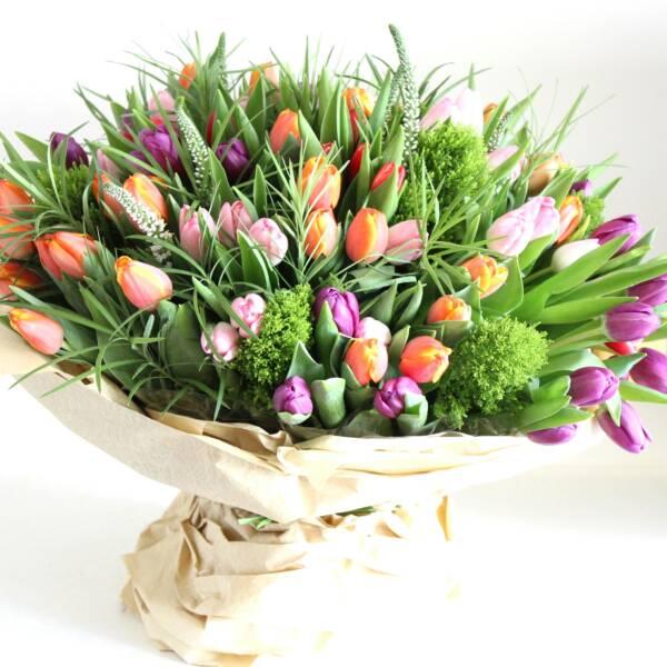 99 тюльпанов