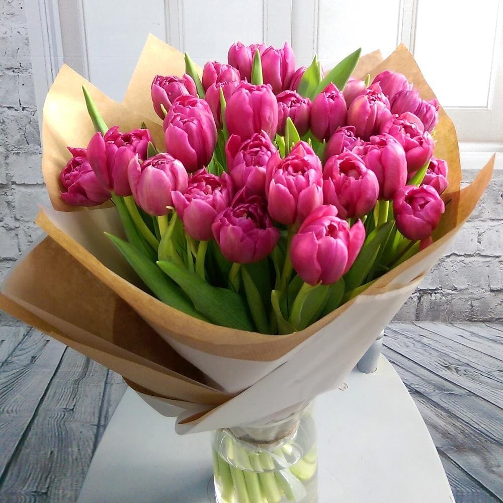 этому, фото красивого букета тюльпанов только для