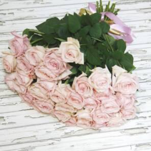 35 роз Пинк о Хара