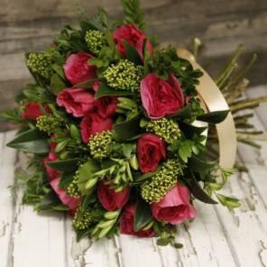 19 роз сорта Баронесса