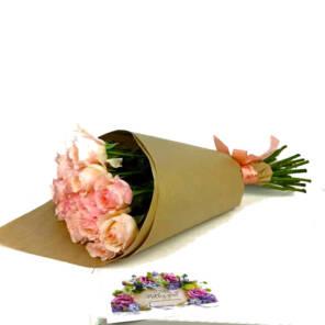 розы кейра букет 19 штук